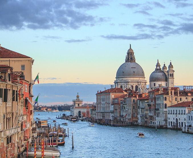 Metropolitan-City-of-Venice,-Italy