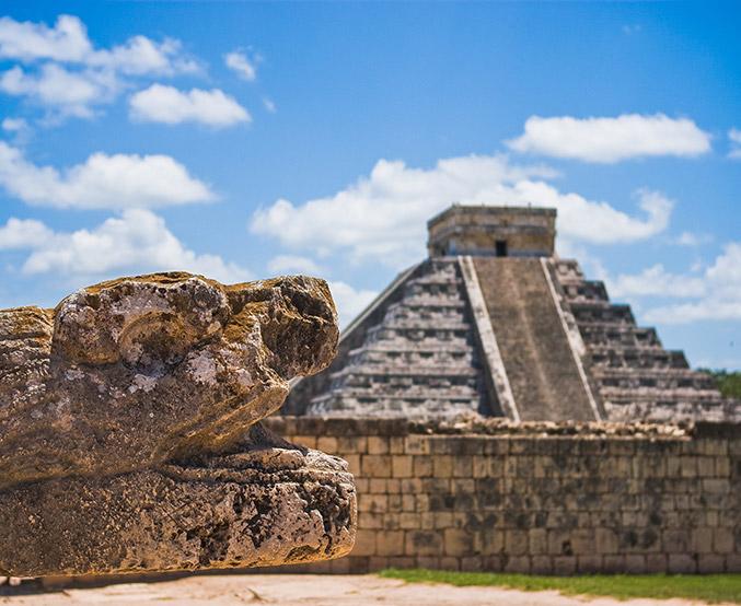 Chichén-Itzá,-Mérida