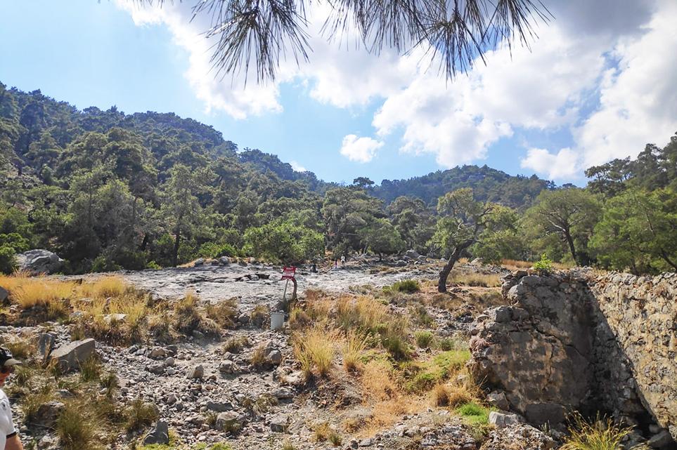 Cirali Mountain