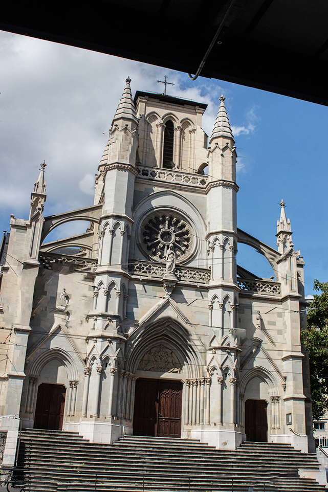 Basillica Notre Dame