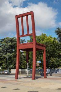 Borken Chair