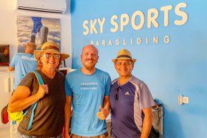 Sky Sports Paragliding