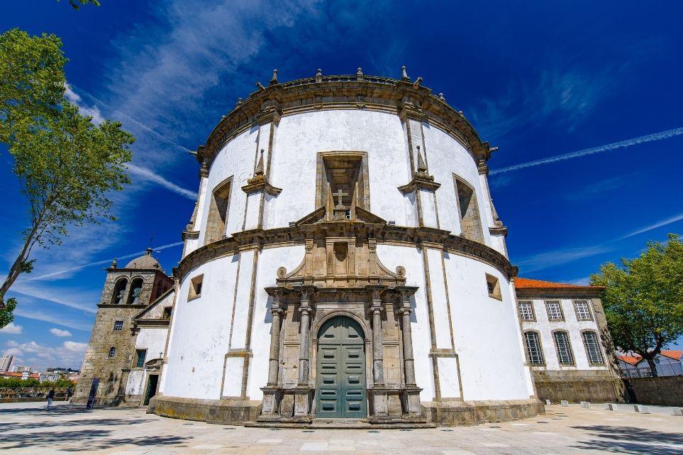 Monastery Serra do Pillar