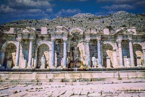 Nymphaeum Antonine Fountain