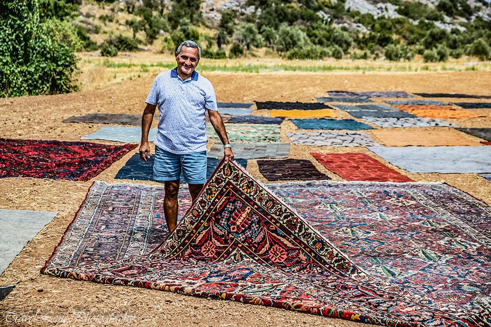 omar carpet fields