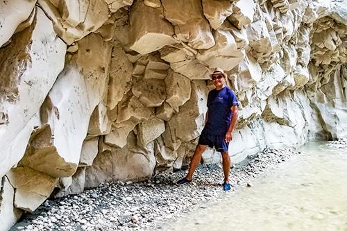 boulders Siklikent