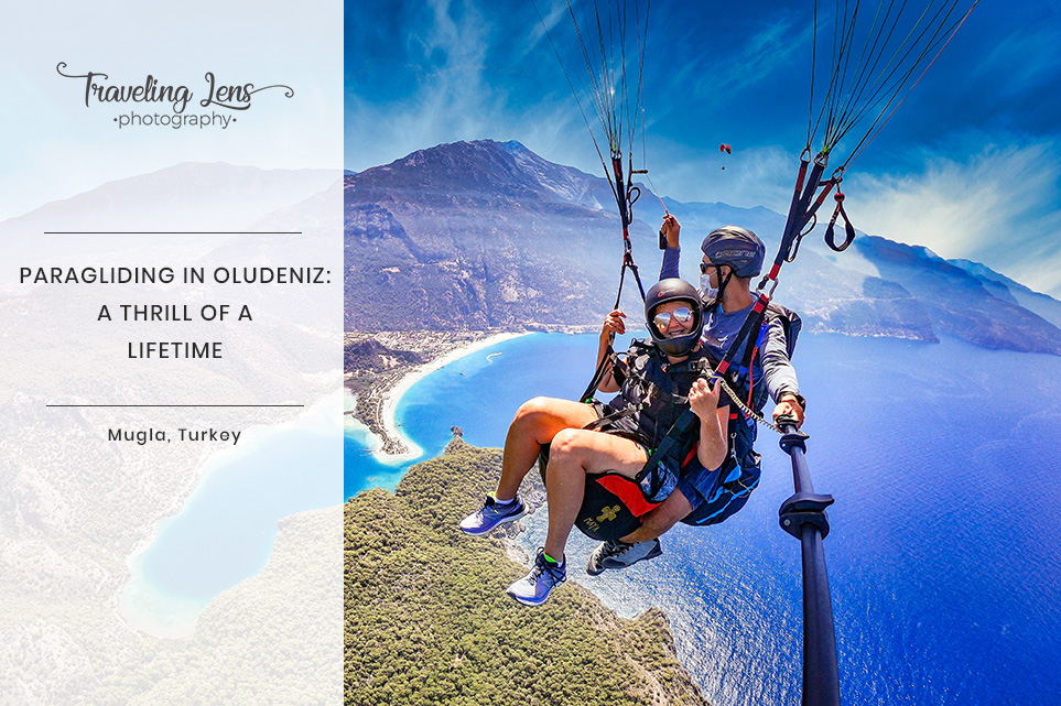 Paragliding cover