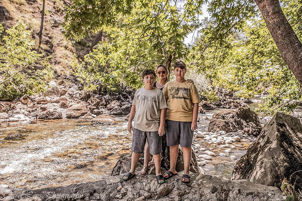 River Uzumdere National Park