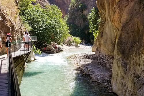 Sinklikent Canyon