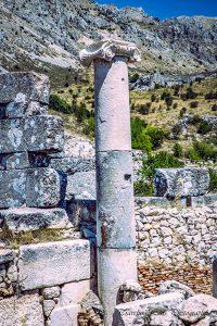 The Apollo of Karlios Temple