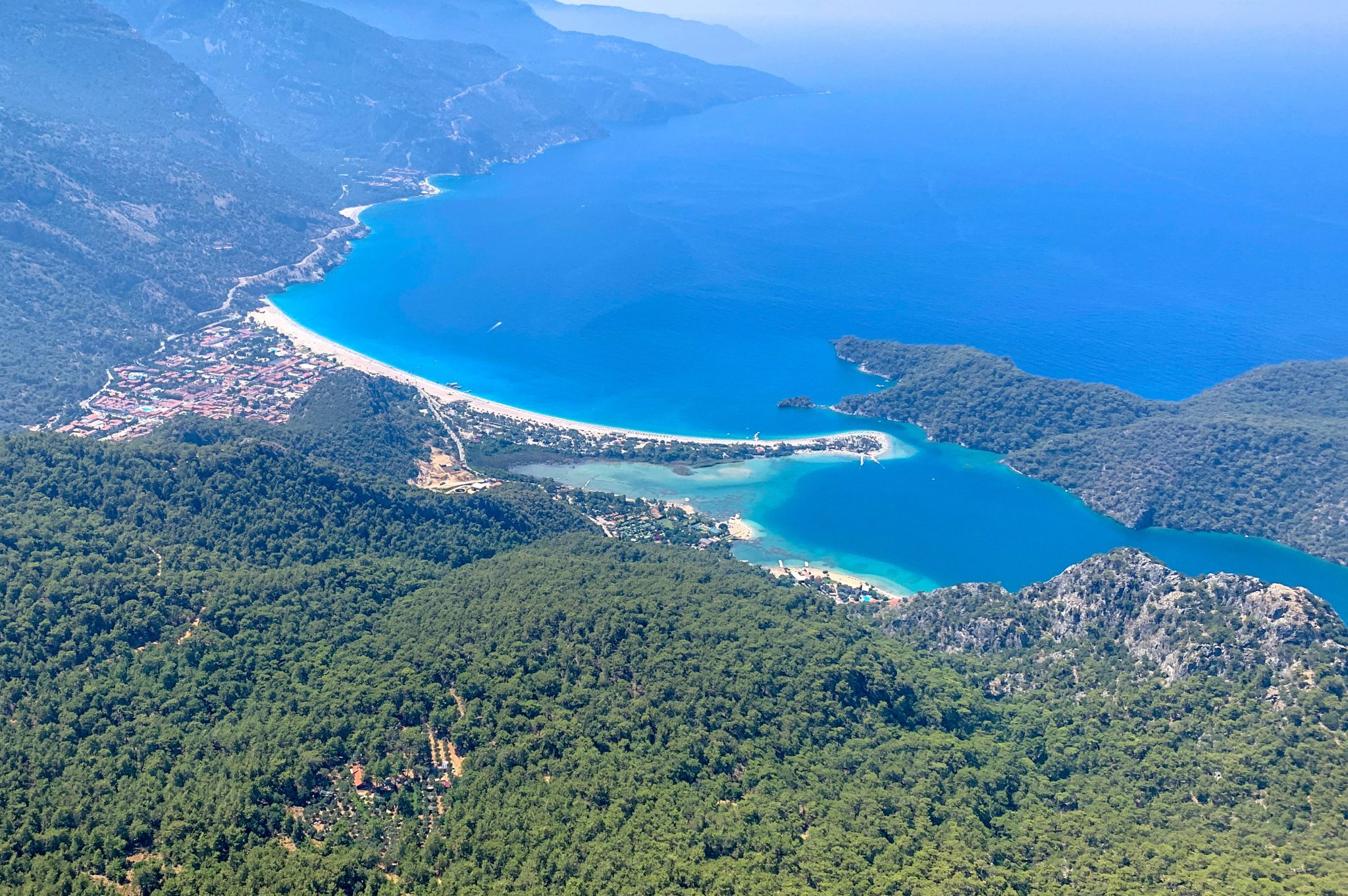 Oludeniz and Blue Lagoon