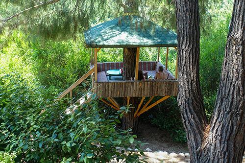 treehouse Gizllikent