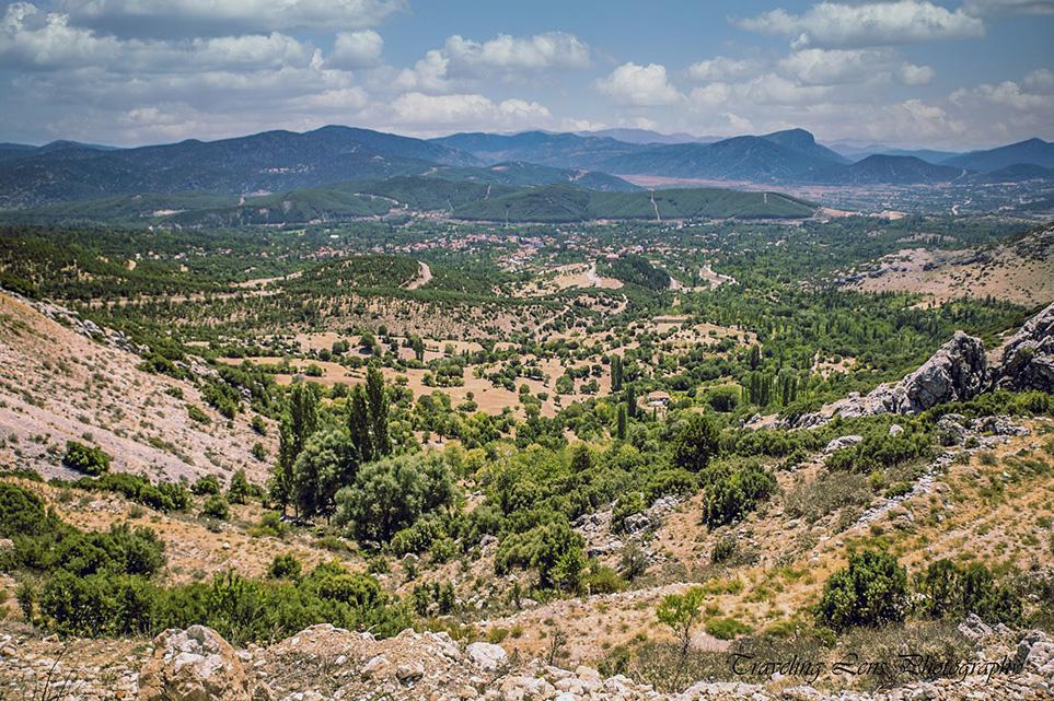View from Sagalassos