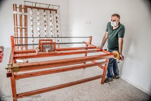 Ormana Weaving Center