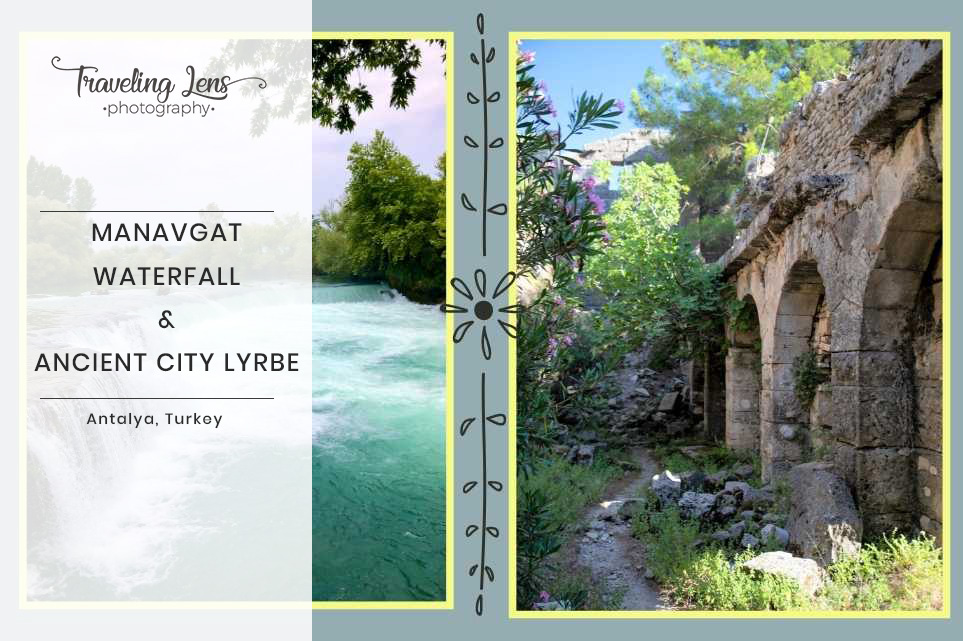 Manavgat Waterfall and Lyrbe Cover