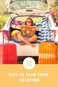 Plan a trip Pinterest