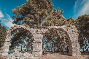 Aqueducts Phaselis