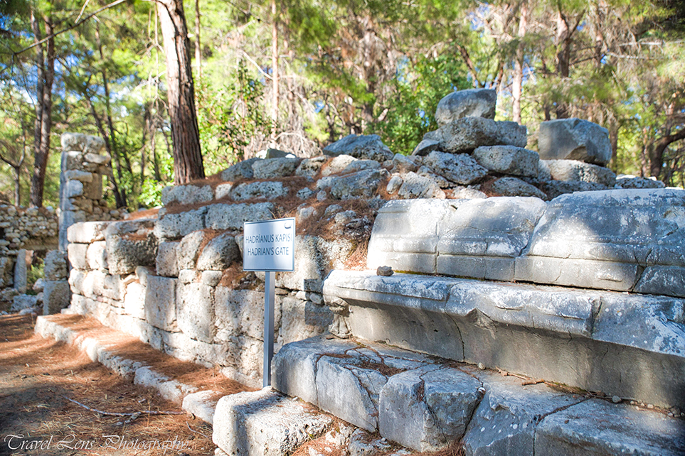 Hadrian Gate Phaselis