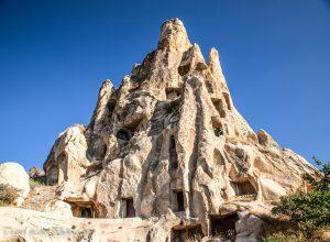 Rock Formation Cappadocia
