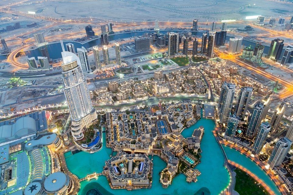 Top Burj Khalifa Sky