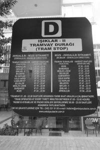 Antalya Kart Schedule