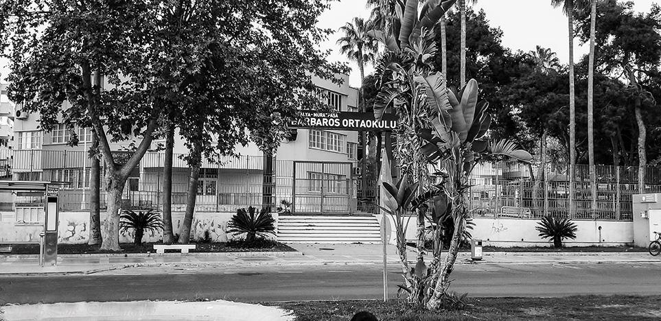 Barbaros Station