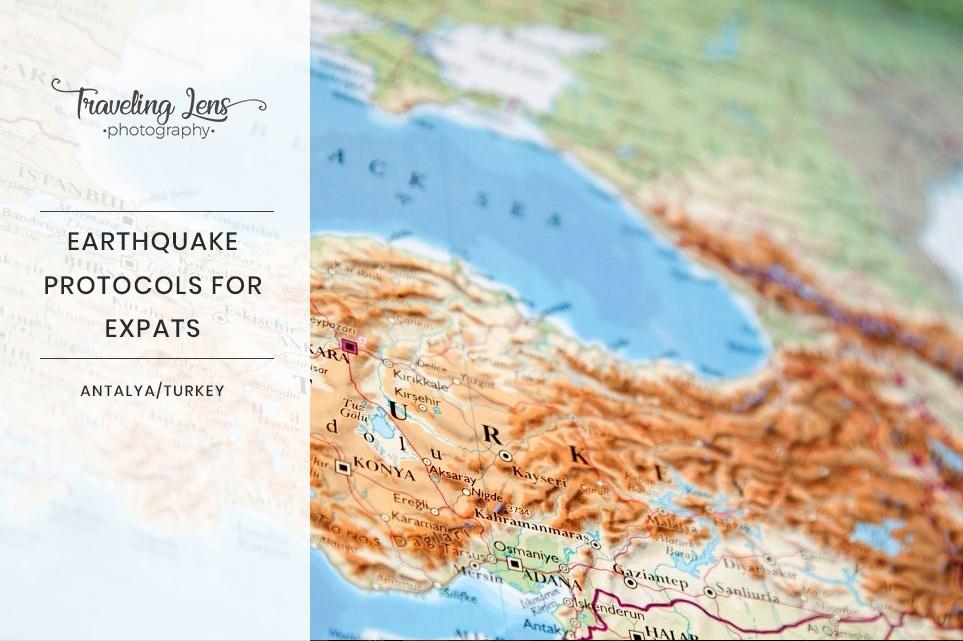 Earthquake Turkey