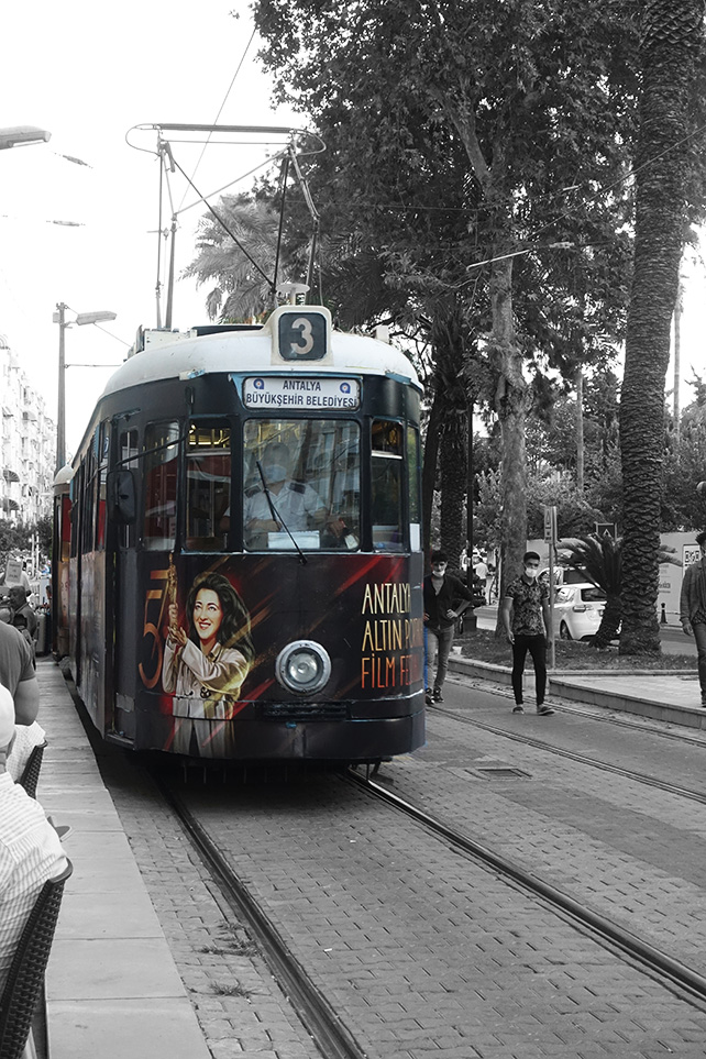 Antalya Trolley