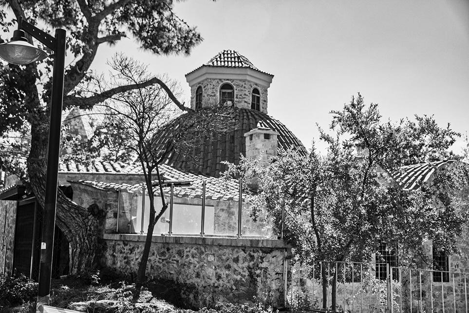 Zincirkiran Mehmet Bey Tomb