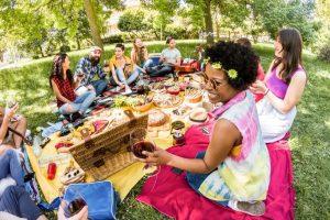 snacks picnic