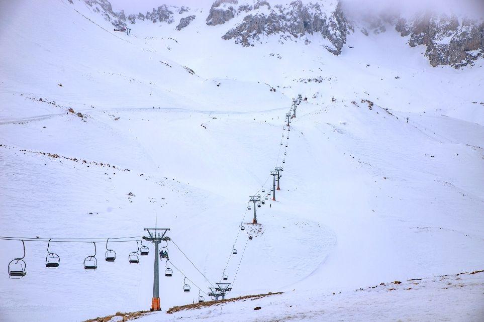 Davraz Ski Slopes
