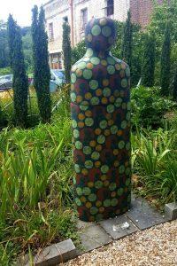 River Arts District Sculpture