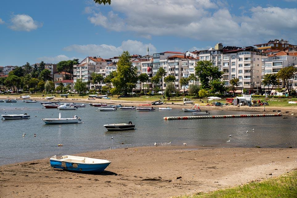 Unye Bay
