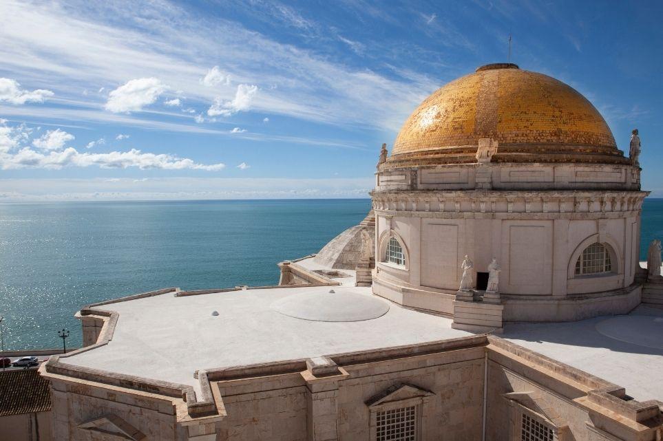 Golden Dome Cadiz