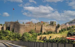 Trabzon castle