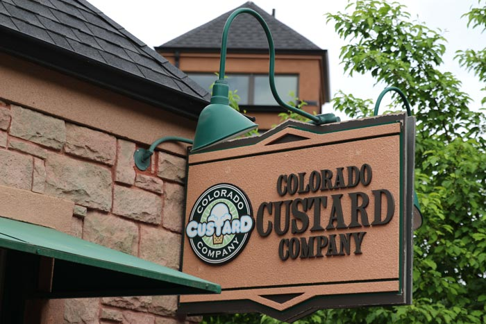 colorado custard