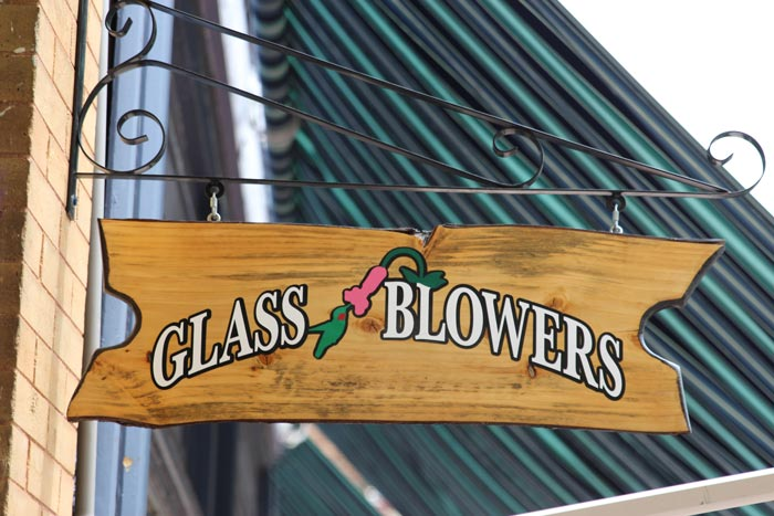 Glass Blower