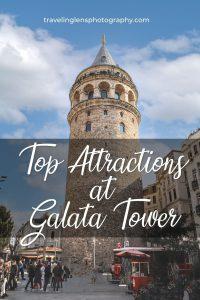 Galata Tower Pin