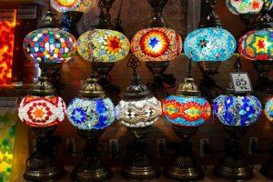 shops lights