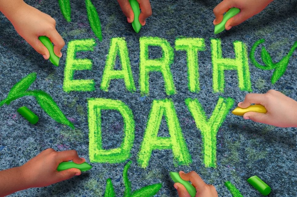 earth day together