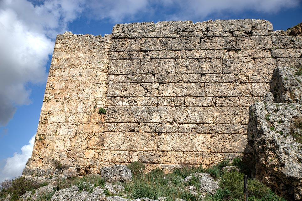 Baiston wall