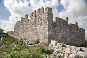 Hellistinic Walls