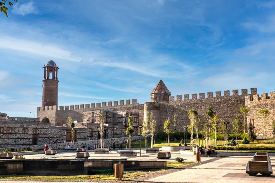erzurum castle