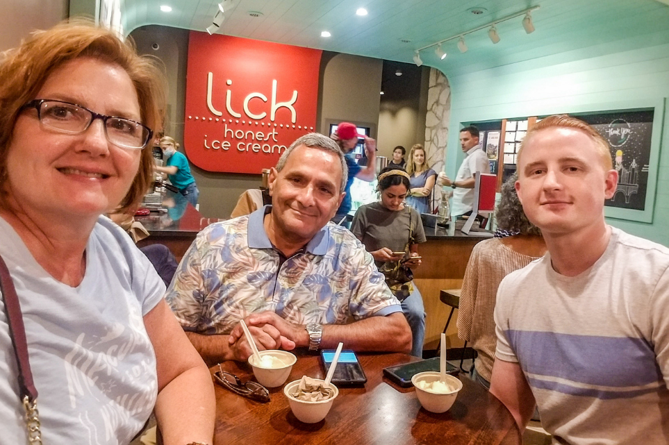 Licks Honest Ice Cream