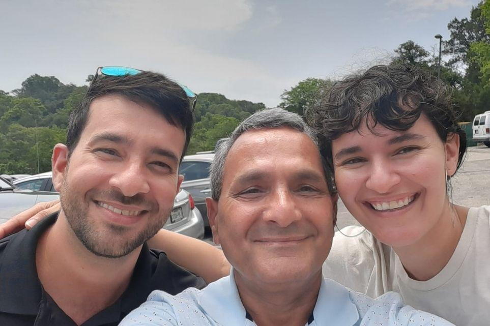Sharif, Omar and Jennifer