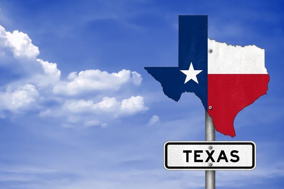 Roadtrip in Texas