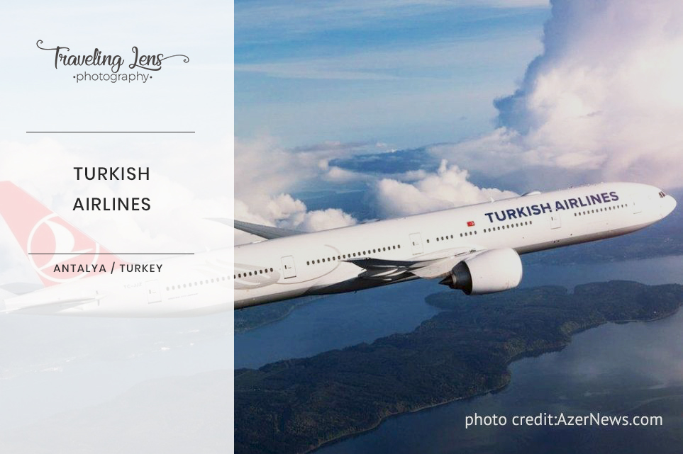 Turkish Airlines Cover