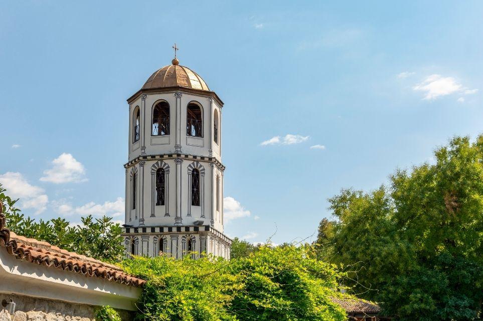 Church of St. Konstantin and Elena