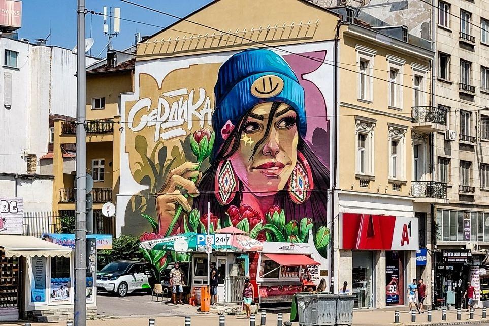 Sofia Mural