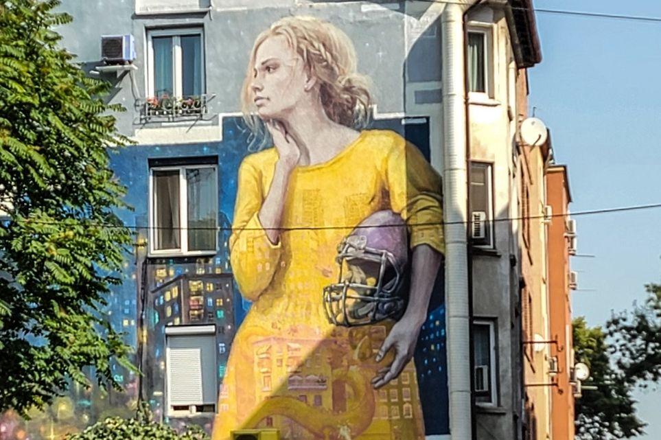 Sofia Mural 2